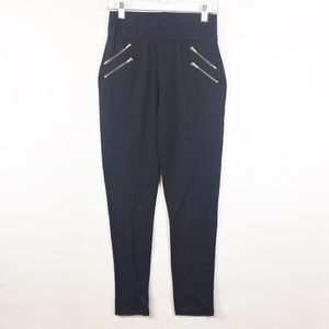 Connection 18 Black Stretch  Jegging Pant